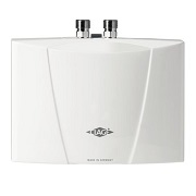 Ohrievač vody pod umývadlo