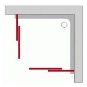 Kúty - Posuvné dvere