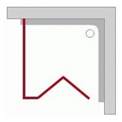 Kúty - Zalamovacie dvere