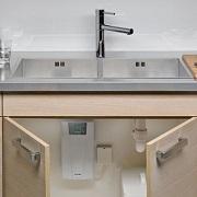 Ohrievač vody do kuchyne