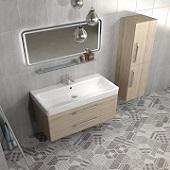 Škandinávsky nábytok do kúpeľne
