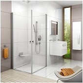 Sprchové kúty, dvere