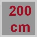 Vane 200 cm