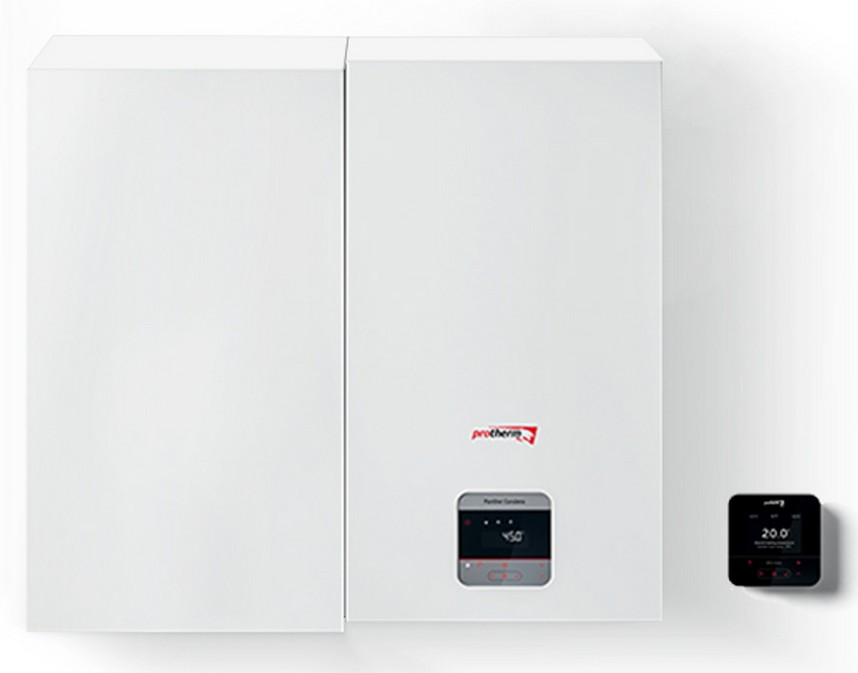 Protherm PANTHER CONDENS zostava 25 KKO plynový kotol + zásobník VEQ 75 + termostat