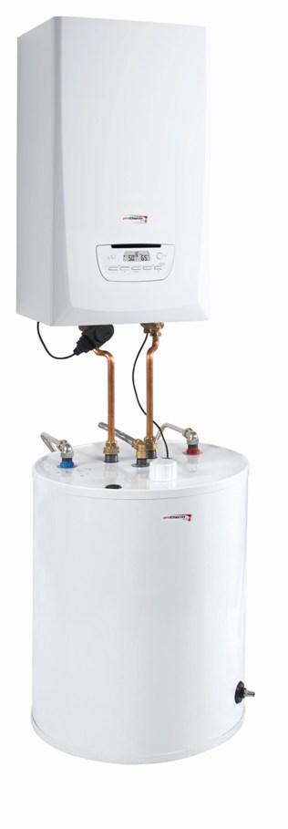 Protherm Aqua Complet PANTHER CONDENS zostava 25 KKO (plynový kotol) + FE120BM (zásobník)
