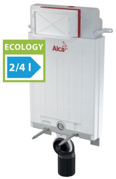Alcaplast ALCAMODUL AM100-1000E predstenový inštalačný systém Ecology