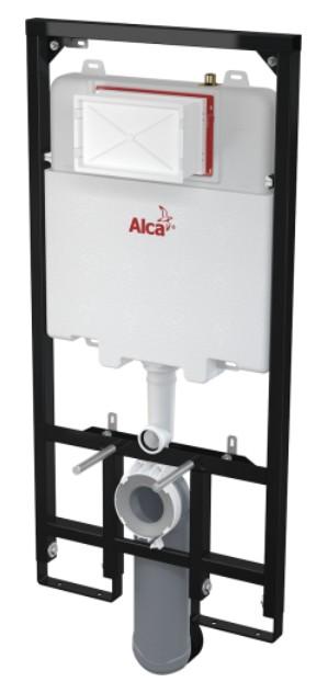 Alcaplast SADROMODUL AM1101/1200 predstenový inštalačný systém SLIM