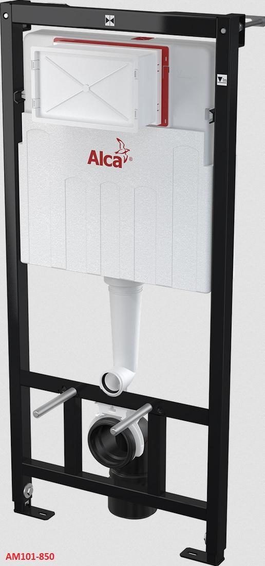 Alcaplast SADROMODUL predstenový inštalačný systém AM101-850/1000/1120