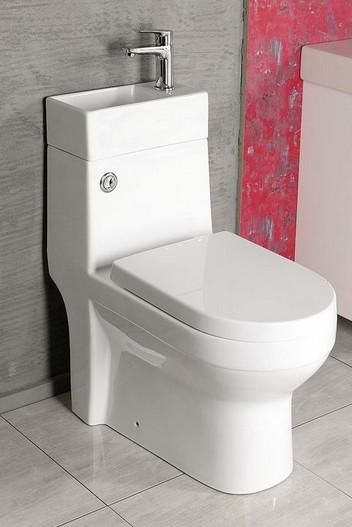 Aqualine kombi WC s umývadielkom GAVI