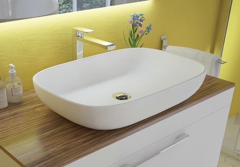 Aquatek BOSS umývadlo na dosku 60 cm