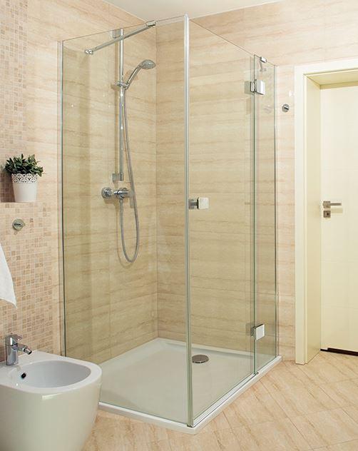 Aquatek SMART R33 obdĺžnikový sprchový kút 120 x 90 cm