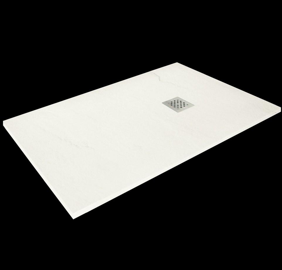 Aquatek TOP obdĺžniková sprchová vanička 120x70-80-90 cm krémová