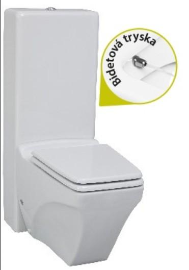 Creavit BULL kombi WC+Bidet 2v1