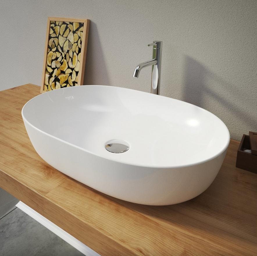 Ceramica Latina ELVIS umývadlo na dosku 60 cm