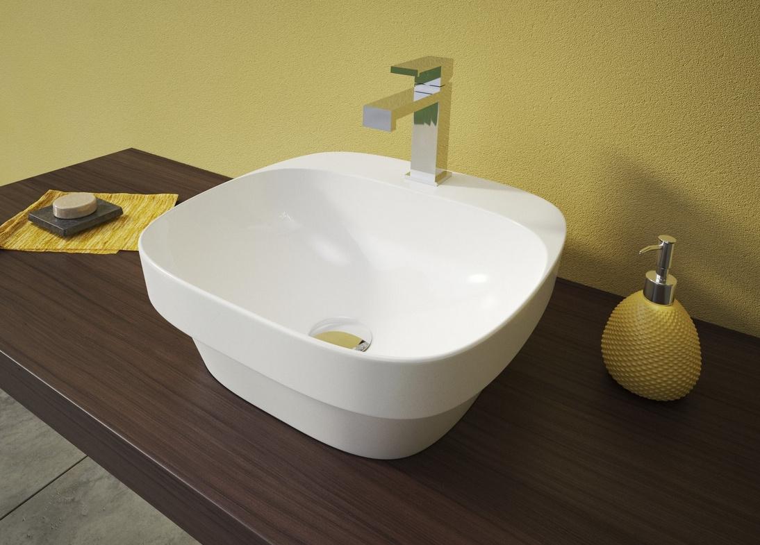 Ceramica Latina GRACE3 umývadlo na dosku 42 cm