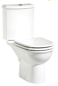 Creavit SELIN kombi WC+bidet 2v1