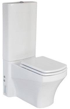 Creavit SORTI kombi WC+bidet 2v1