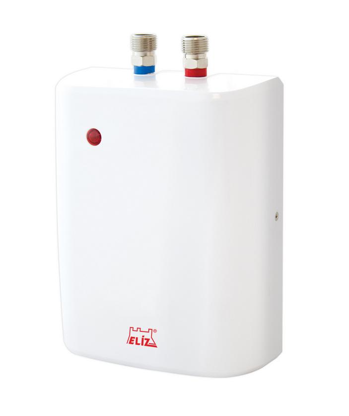 Eliz ELT 3,5/4,5/5,5 kW prietokový ohrievač vody