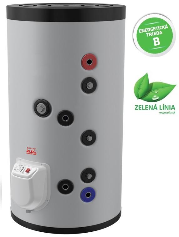 Eliz EURO 150 S1 solárny ohrievač vody s jedným hadom