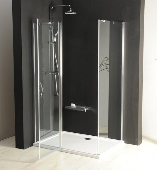 Gelco ONE obdĺžnikový sprchový kút 110 x 120 cm, číre