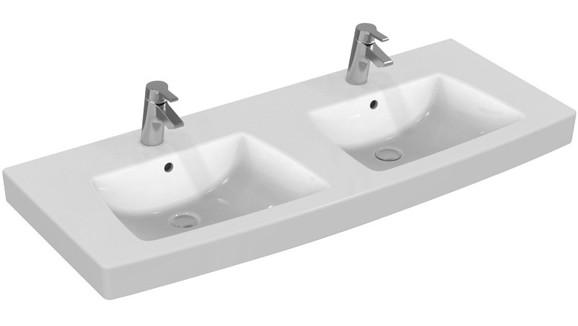 Ideal Standard VENTUNO nábytkové dvojumývadlo 130 cm