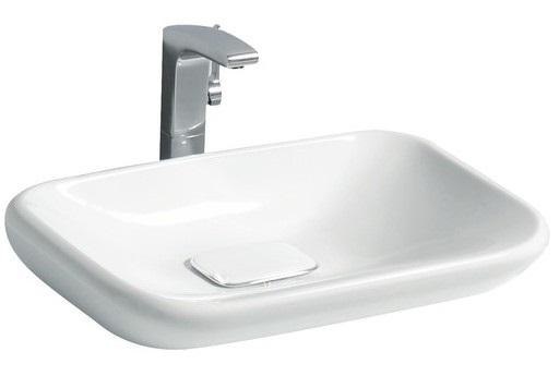 Keramag MYDAY umývadlo na dosku keramické 60 cm