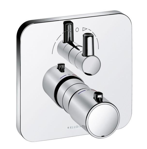 Kludi E2 vaňová batéria podomietková termostatcká