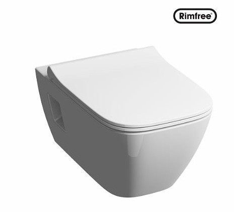 Kolo MODO WC závesné Rimfree s hlbokým splachovaním