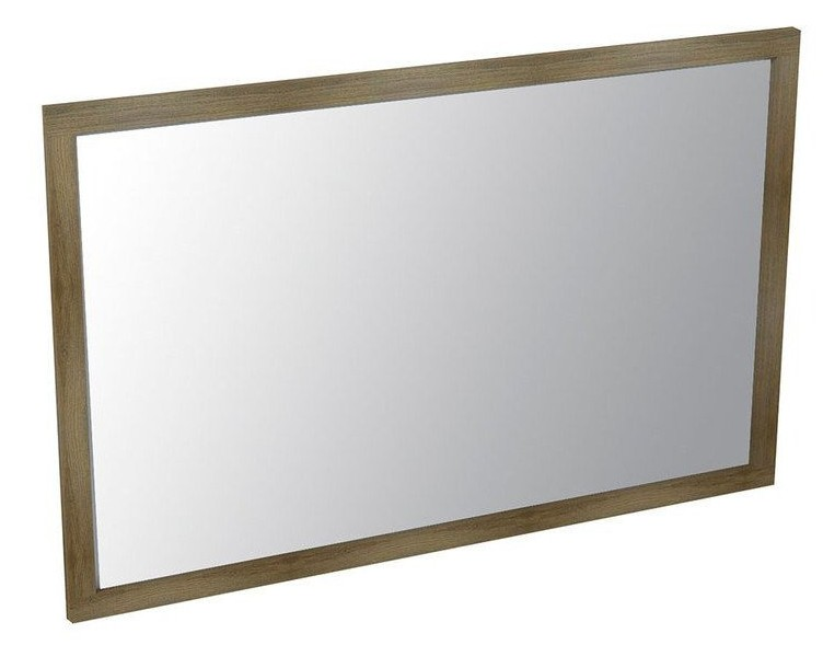 LARITA zrkadlo 120 cm, dub graphite
