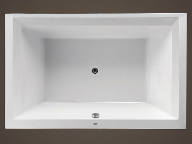 Santech obdĺžniková vaňa LINEA XXL 190 x 120 cm