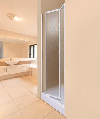Aquatek LUX B6 sklápacie dvere 70 cm