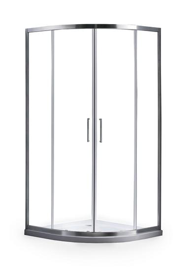 Bestline MONO štvrťkruhový sprchový kút 90 cm