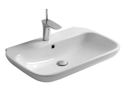 Olympia umývadlo CLEAR 75 cm