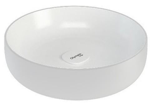 Olympia umývadlo na dosku okrúhle METAMORFOSI 45 cm