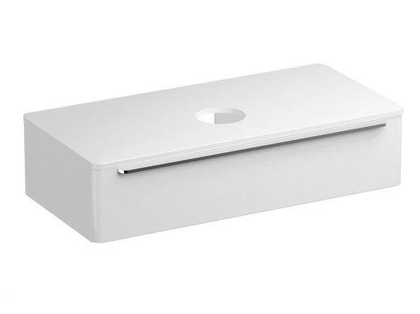 Ravak SUD skrinka pod umývadlo na dosku 110 cm biela