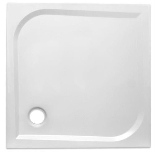 SAM sprchová vanička štvorcová 80-90-100 cm