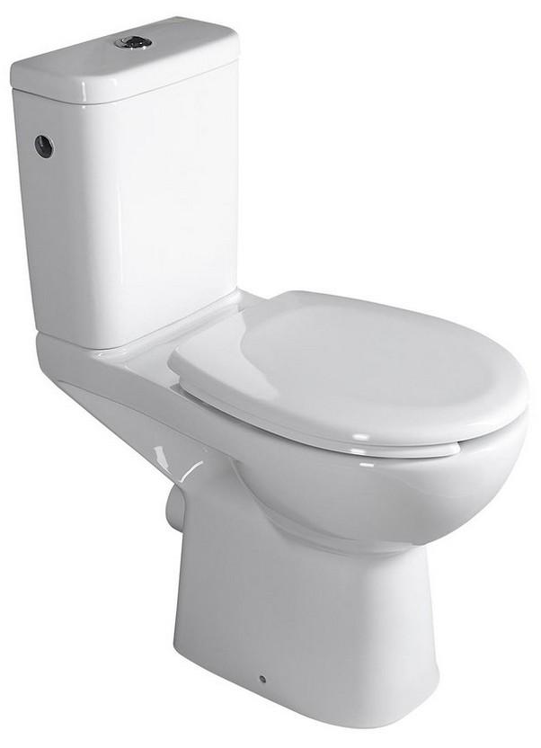 ETIUDA WC set pre telesne postihnutých CLEAN ON