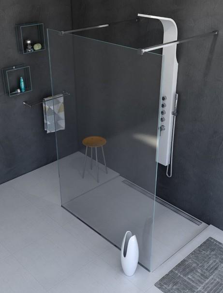 Polysan sprchová zástena MODULAR SHOWER jednodielna