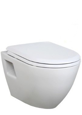 Creavit TEKKO závesné WC+bidet 2v1 TP325