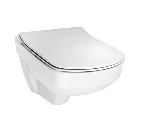 Vilan CORANO WC misa závesná rimless + sedátko SLIM SoftClose