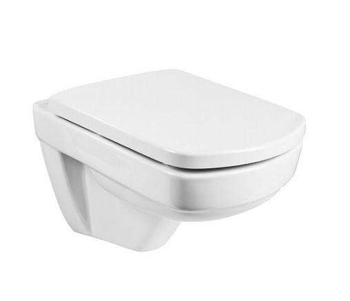Vilan CORANO WC misa závesná rimless + sedátko SoftClose