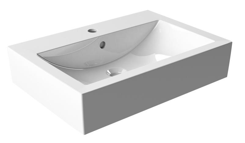 Vilan MATI umývadlo na dosku 50 cm