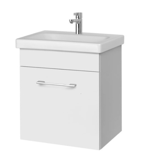 Vilan RIVA 49 skrinka pod umývadlo 46 cm biela