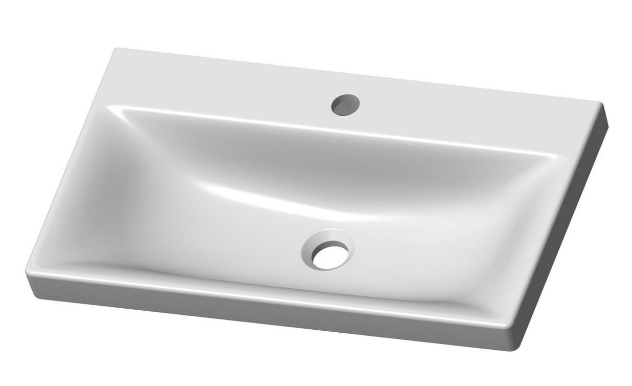 Vilan VEA 64 umývadlo na dosku 64 cm