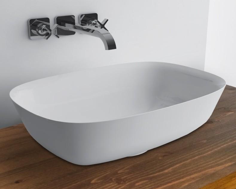WhiteStone umývadlo na dosku 46 cm
