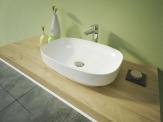 Ceramica Latina VIOLA 2 keramické umývadlo na dosku 55 cm