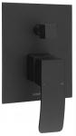 GINKO podomietková sprchová batéria čierna matná