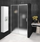 Gelco SIGMA SIMPLY posuvné sprchové dvere 100-120 cm sklo Brick