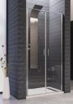 Aquatek YES B2 dvojkrídlové sprchové dvere 80-100 cm