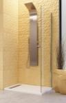 Aquatek YES F1 pevná stena 70-120 cm pre vytvorenie sprchového kúta
